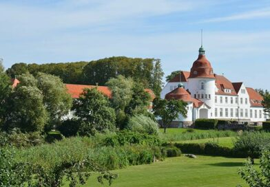Urlaub aud Alsen - Schloss Nordborg