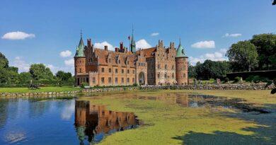 Urlaub auf Fünen - Schloss Egeskov
