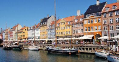 Urlaub im Seeland - Kopenhagen